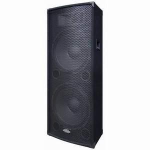 KAM ZP215 3-WAY PASSIVE PA SPEAKER x1
