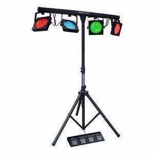 KAM LED Parbar Kit MkII DMX Lighting System