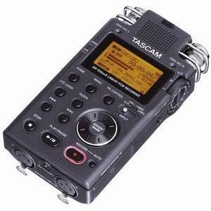 Tascam DR100MkII + 8GB SD Card