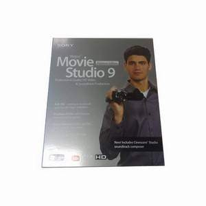Sony Vegas Movie Studio Platinum Edition 9