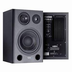 Fostex PM841 Studio Monitors