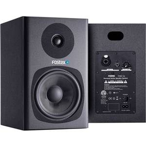 Fostex PM05d Studio Monitors Black
