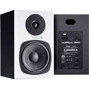 Fostex PM0.5D Studio Monitors White