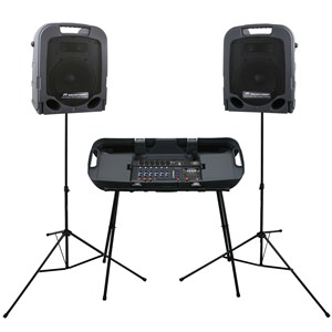 Peavey Escort 3000 with Stand
