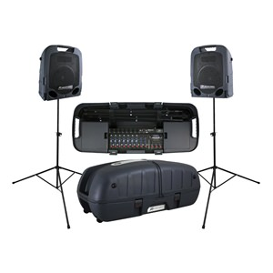 Peavey Escort 6000 with Stand