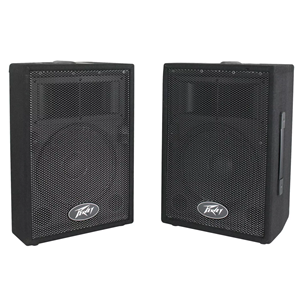Peavey PVi 10 Two Way Speaker System (Pair)