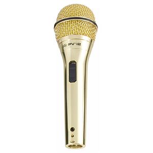 Peavey PVi2 Microphone XLR - Gold Finish