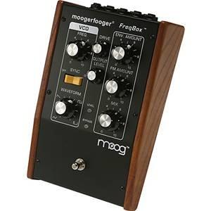 Moog MF-107 Moogerfooger FreqBox