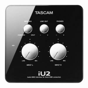 Tascam iU2 Audio Midi Interface