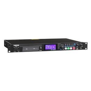 Tascam SS-CDR200 CD/CF/SD Recorder Rackmount