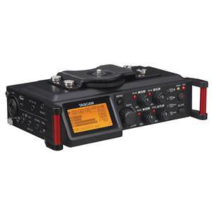 Tascam DR-70D DSLR Audio Recorder