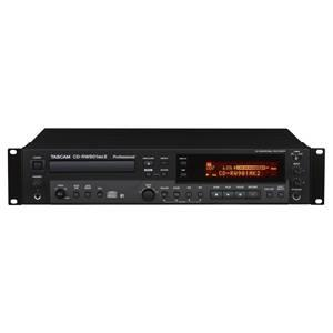 Tascam CD-RW901 MkII CD Recorder
