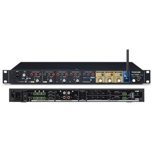 Tascam MZ-123BT Multi-Zone Bluetooth Audio Mixer