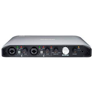 Tascam IXR Audio Interface for iPad Mac and PC