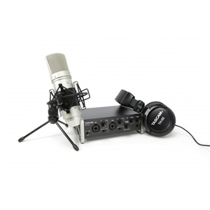 Tascam US-2x2TP Interface Bundle