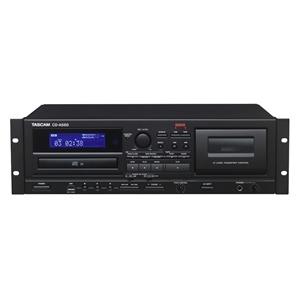 Tascam CD-A580 CD/Cassette Player