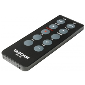 Tascam RC-10 DR Series Remote Control