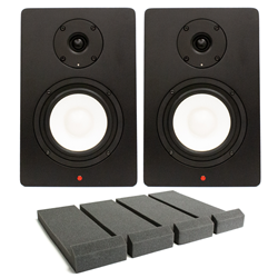 Studiospares SN5A Pair + Monitor Isolation Pads