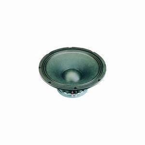 "Studiospares Fortissimo Replacement 10"" Bass Driver"