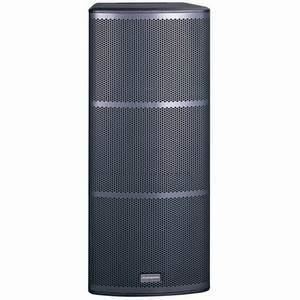 """Auditorium 2 2215C Dual 15"""" Passive PA Speaker"""