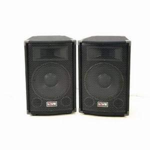 LIVE L12 Passive PA Speakers