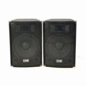 LIVE L15 Passive PA Speakers