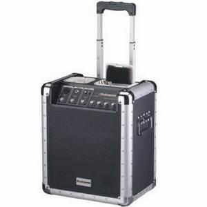 Studiospares Trojan iPA800 + Stand + Mic Stand + Bag