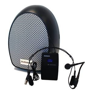 Studiospares EGG100 Portable PA Headset Wireless