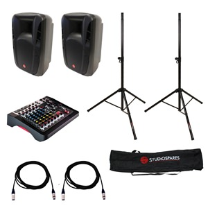 Fortissimo 10A MkII + ZED-i10FX PA Package