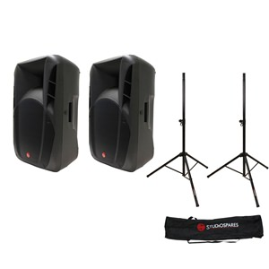 Fortissimo 15A MkII PA Package
