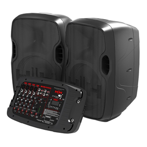 HH Electronics SYSTEM-210 Portable PA System