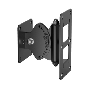 HH Electronics Multi angle wall fixing bracket for TNi range Black