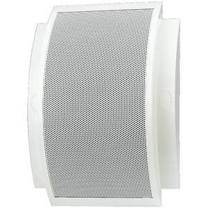 Monacor ESP-152/WS Curved Grille Wall Speaker