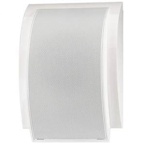 Monacor Wl-6T6/WS Hifi Curved Wall Speaker