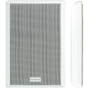 Monacor Esp-130/WS Unobtrusive Wall Speaker