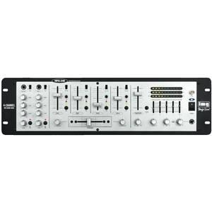 Stageline MPX-340 6-Channel Mixer