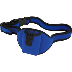 Transmitter Belt Blue