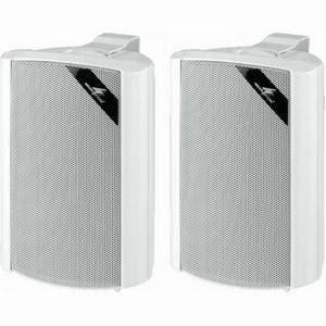 Monacor EUL30/WS 100V Line Speakers White