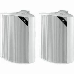 Monacor EUL-80/WS White Pait 100V Line Speakers