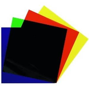 Colour Filters x4 240mm LEF-64SET
