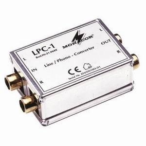 Monacor LPC-1 Line/Phono Adaptor