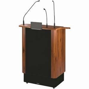 Monacor Speech-500 PA Lectern