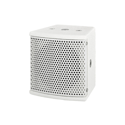 Stageline PAB-303/WS Miniature PA Speaker x1 White