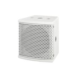 Stageline PAB-303/WS Miniature PA Speaker x1 White