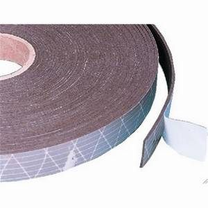 Monacor 12.3010 20m Speaker Foam Sealing Tape - Grey