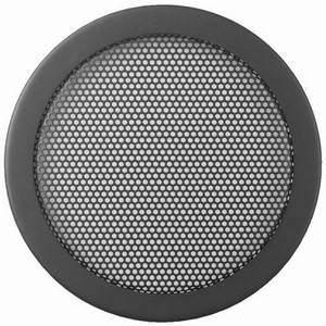Monacor SG-100 Fine Speaker Grill 4''