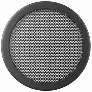 Monacor SG-130 Fine Speaker Grill 5''