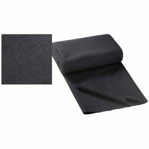 Acoustic Cloth Fabric 1400×750mm Black