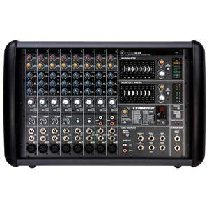Mackie PPM 608 8-Channel 1000W Stereo Powered Mixer