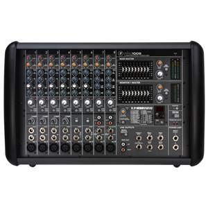 Mackie PPM 1008 8-Channel 1600W Powered Mixer